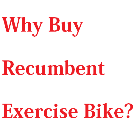 Buy Recumbent Exercise Bike